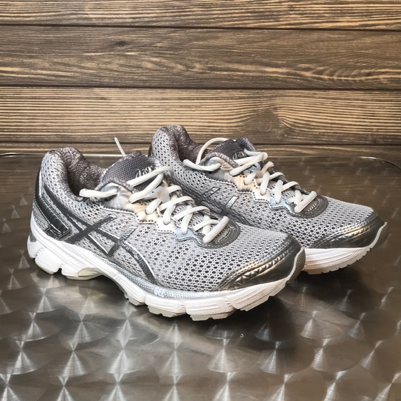 selected material search for latest exceptional range of colors Womens ASICS Gel-Enhance Ultra 4 Running Sneakers